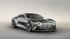 How Close Is Bentley To Releasing It First Electric Car, (Bentley EV)?? - SurgeZirc SA