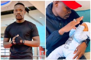 Ncooh!!! Clement Maosa Posts Heart-Felt Message To His Son-SurgeZirc SA