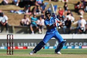 Photo showing Shreyas Iyer who Shined In First New Zealand ODI In Hamilton - SurgeZirc SA