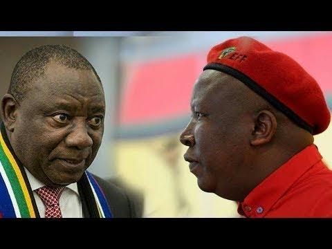 "Malema To Ramaphosa On G7 Trip: ""'Stay Home, You're Going To Embarrass Us""-SurgeZirc SA"