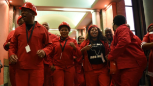 EFF Leave Parliament After Delaying SONA-SurgeZirc SA