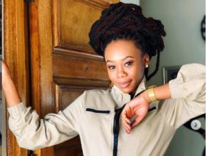 Watch Bontle Modiselle Dancing For Your During Quarantine-SurgeZirc SA
