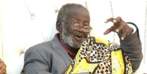Author And Traditional Healer Credo Mutwa Dies At 98-SurgeZric SA