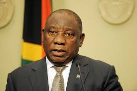 Warm Gratitude From Presidential Office For SA's Return