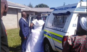 Watch KZN Couple Arrested On Wedding Day For Breaching Lockdown Rules