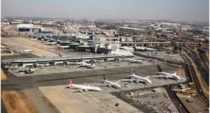 Drama At OR Tambo As SAPS Force Italian Plane To Leave SA-SurgeZirc SA