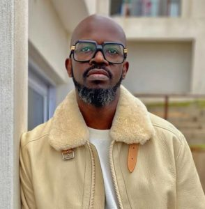 Internationally recognised DJ Black Coffee travels in private jet