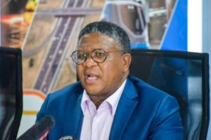 Minister Fikile Mbalula Blamed Previous Board For Prasa Problems-SurgeZirc SA