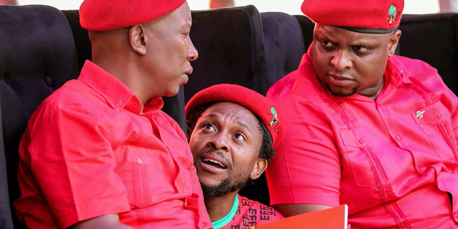 """EFF Defend Their Leader: """"Malema's Police Comments Taken Out Of Context""""-SurgeZirc SA"""