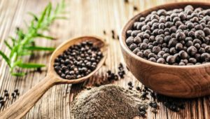 Black pepper is not only a useful flavouring element, but a powerful spice which can act as a disinfectant that can prevent many diseases.