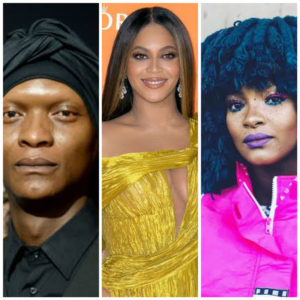 South African Stars featured in Beyoncé's new film #BlackIsKing