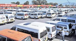 Taxi Operators In Tshwane Refuse To Carry 100% Passenger-SurgeZirc SA