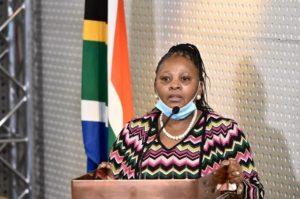 Mapisa-Nqakula Under Pressure With Terms On Collins Khosa's Case-SurgeZirc SA