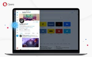Opera Latest Version Comes With Twitter On Its Desktop Browser - SurgeZirc SA