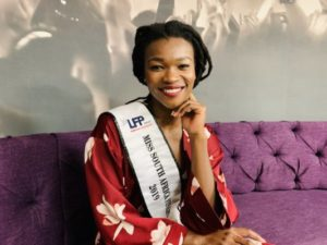 Miss SA's first openly queer contestant