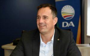 DA Wants Clarify On Government Plan To Reorganize State-SurgeZirc SA
