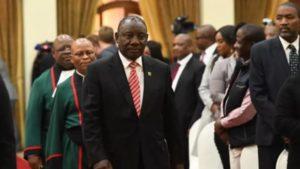 Cabinet Reshuffle Looms While ANC Battles Internal Conflicts-SurgeZirc SA