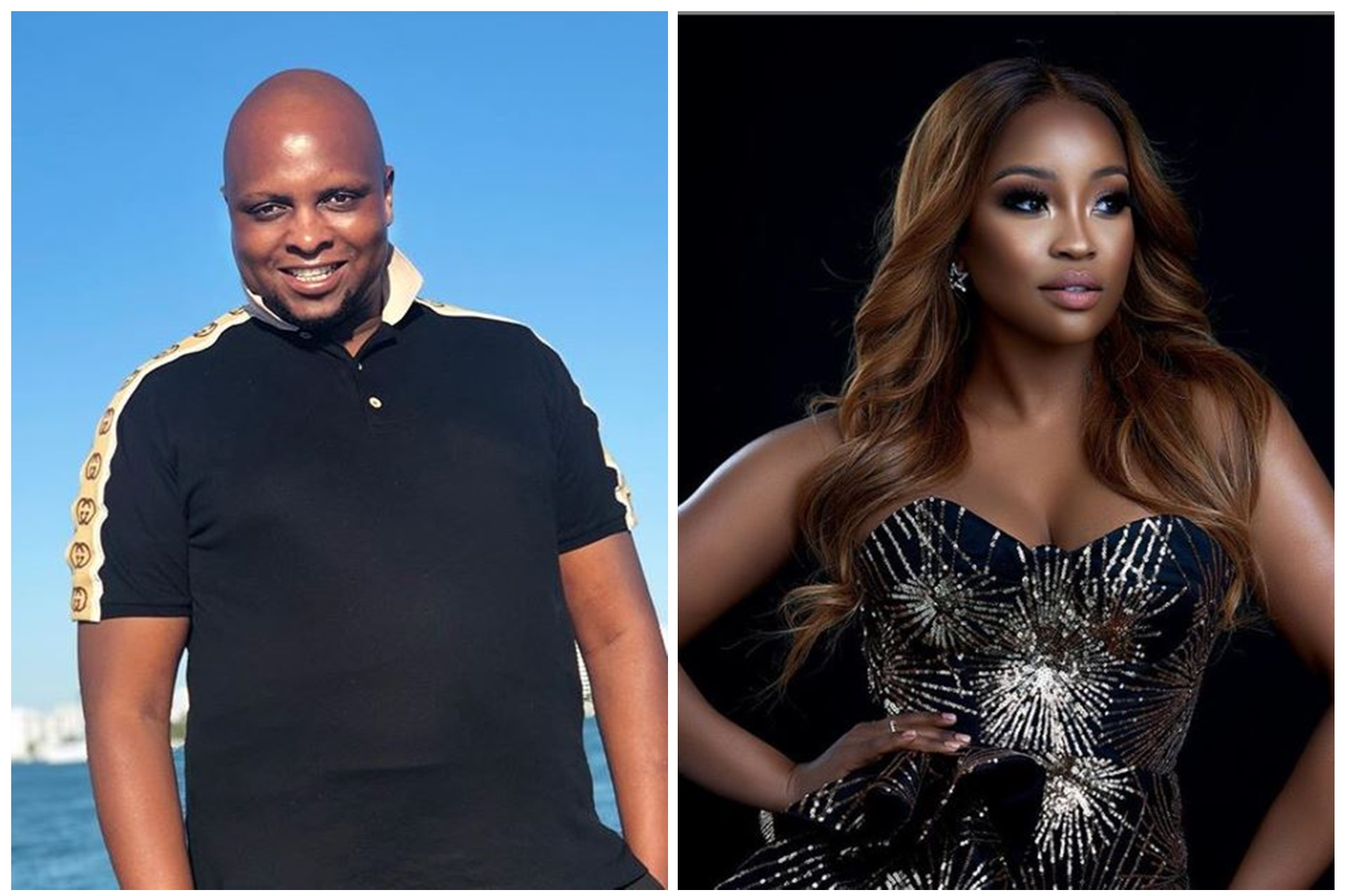 Mzansi To Reacts Floyd Shivambu And Lorna Maseko Welcoming Their Baby-SurgeZirc SA