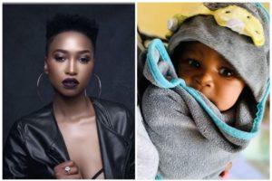 Zola Nombona Shares A Beautiful Video Breastfeeding Her
