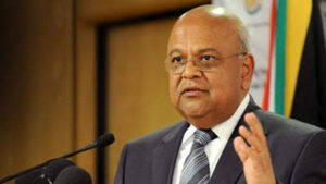 Gordhan Administer Commission To Investigate Black People - Shivambu-SurgeZirc SA
