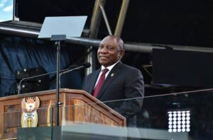 Ramaphosa Calls On Cadres To Collaborate In Fighting Corruption-SurgeZirc SA