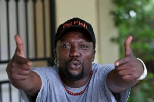 Kwaito idol and musician Zola 7 debated as he did not receive lifetime achievement award at SAMA