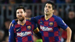 Lionel Messi Furious Over FC Barcelona Board, After Luis Suarez's Exit -SurgeZirc SA