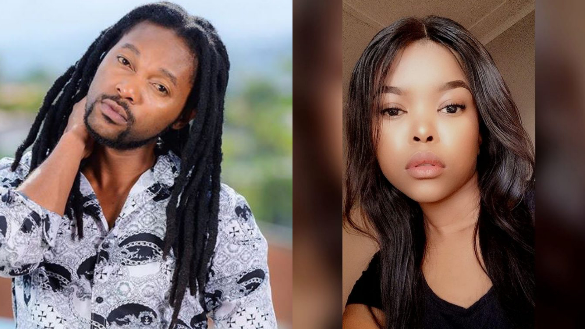 Uzalo Actor Sbu's Real Girlfriend Gifted With Brains And Beauty