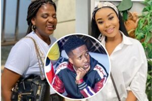 Has Mamkhize Finally Accepted Andile Mpisane's Baby Mama (DJ Sthelo)!??-SurgeZirc SA