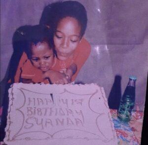 Nomzamo Mbatha Wishes Her Little Brother Siyanda A Happy Birthday-SurgeZirc SA
