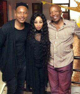 Tebogo Lerole Pays Tribute To Khanyi Mbau's Dad Menzi Mcunu-SurgeZirc SA