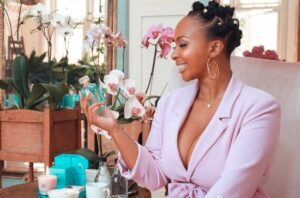 Boity Makes It Clear That She's Happy For Cassper And Thobeka-SurgeZirc SA
