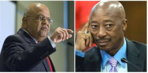 Tom Moyane To Cross-Examine Pravin Gordhan At Zondo Commission -SurgeZirc SA