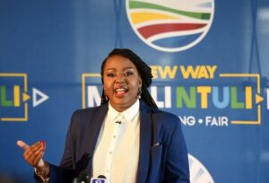 DA's Mbali Ntuli To Stay Despite Party Elective Results -SurgeZirc SA