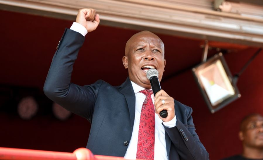 Malema Reacts To Adv. Gerrie Nel Leading His Hate Speech Case: I'll Expose His Stupidity-SurgeZirc SA