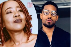 Did Ntsiki Just Point Out That Prince Kaybee Is Using Drugs?-SurgeZirc SA