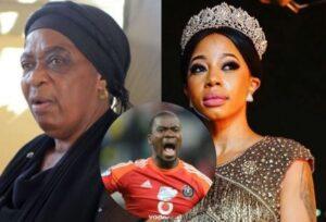 """Senzo Meyiwa's Mom: """"I'm afraid Of Kelly Khumalo, Senzo Wake Up And Fight""""-SurgeZirc SA"""