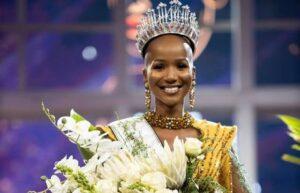 Congrats!!! Shudufhadzo Musida Crowned Miss SA 2020-SurgeZirc SA
