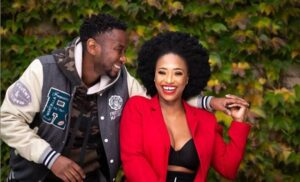 Zola Nombona Gushes Over Her Baby Daddy Thomas Gumede-SurgeZirc SA