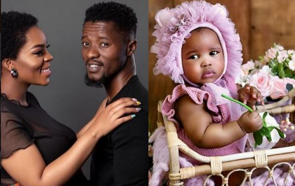 Isibaya's Abdul Khoza And Wife Celebrate Their Daughters First Birthday-SurgeZirc