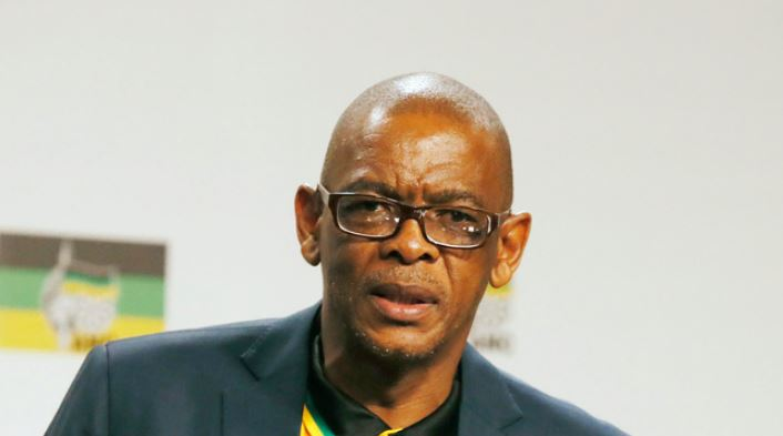ANC Won't Confirm If Ace Magashule Will Step Aside Amid Arrest Warrant-SurgeZirc SA