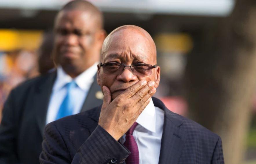 "Zondo: ""Zuma Walking Out Of State Capture Inquiry A Serious Matter""-SurgeZirc SA"