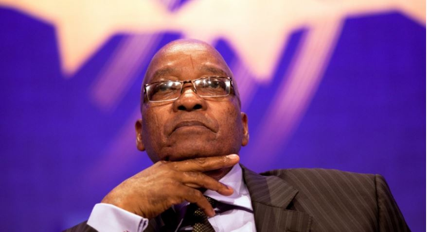 "Jacob Zuma's Son Dares NPA: ""Arrest My Father""-SurgeZirc SA"