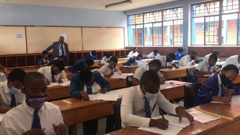 Adults Caught Posing As Kids Trying To Write Matric Exams-SurgeZirc SA