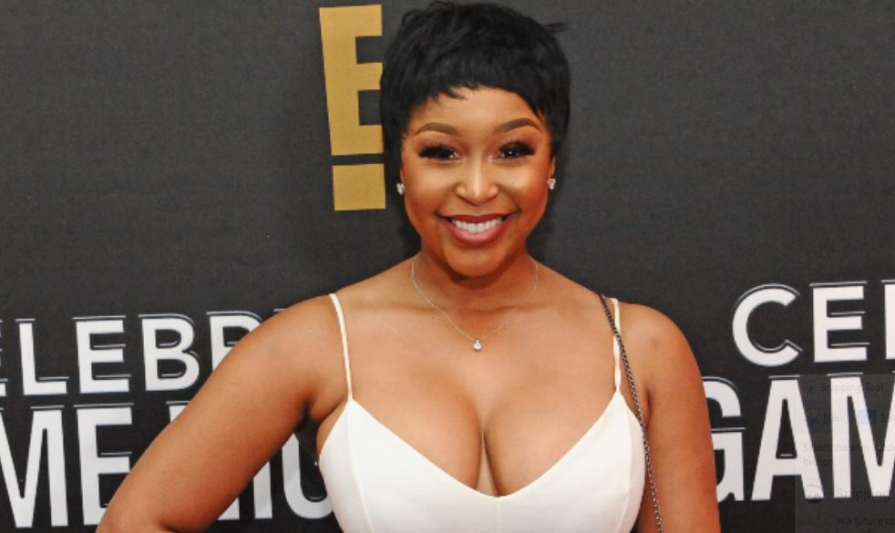 Minnie Dlamini's Body Is Amazingly Resilient!!! Check Out Her Post Pregnancy Pic-SurgeZirc SA