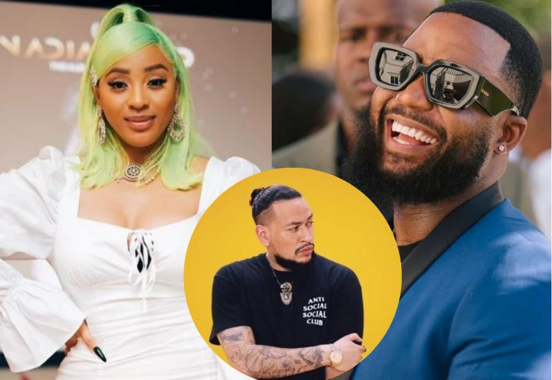 Nadia Nakai Talks On How Being Snubbed By AKA Unlocked Doors To Work With Cassper-SurgeZirc SA