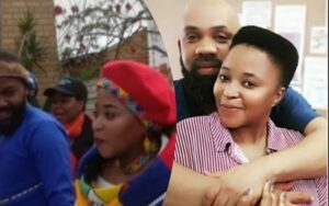 Skeem Saam Actress Pebetsi Matlaila Officially Married To Long Time Boo-SurgeZirc SA
