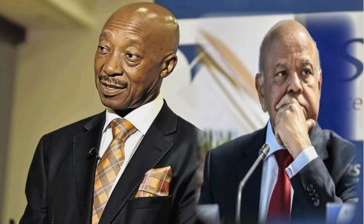 Moyane To Cross-Examine Gordhan At State Capture Inquiry-SurgeZirc SA