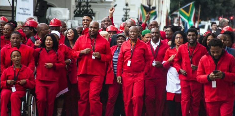 EFF Vows To Teach Brackenfell Racists Humility Like They Did In Senekal'-SurgeZirc SA