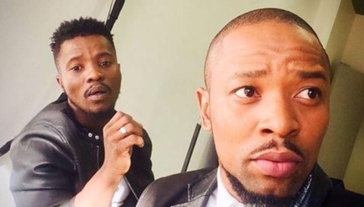 SK And Abdul Khoza Celebrate Starring In Kings Of Joburg Together-SurgeZirc SA